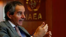 مدير الوكالة الذرية يسعى لإجابات من إيران حول آثار يورانيوم