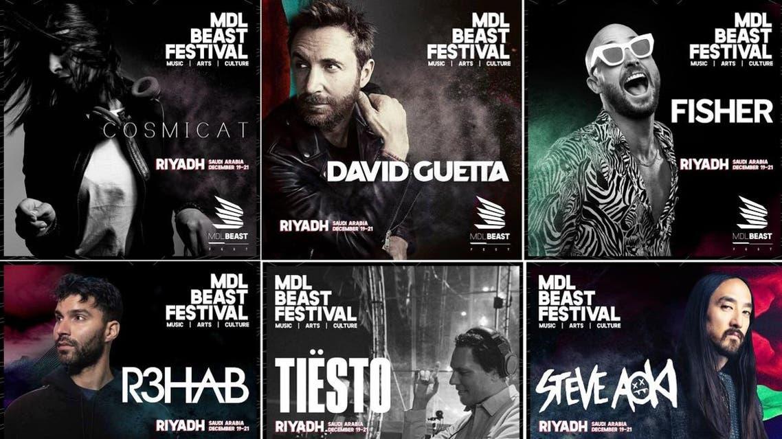 MDL Beast announces region's largest music, cultural festival in Riyadh