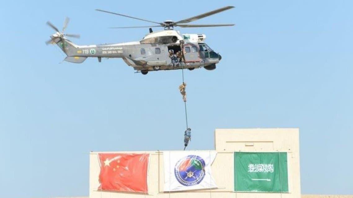 China and KSA militry exercises