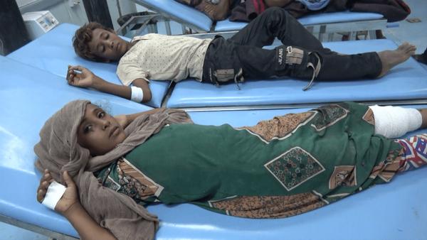 فيديو.. آلة القتل الحوثية تواصل حصد أرواح أطفال الحديدة