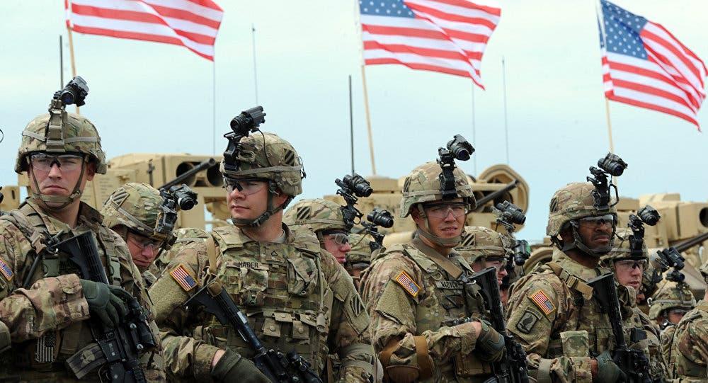 قوات من الجيش الأميركي