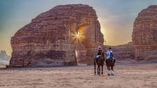 سعودی عرب میں پہلا صحرائی پولو ٹورنامنٹ آئندہ برس العلا کے مقام پر ہو گا