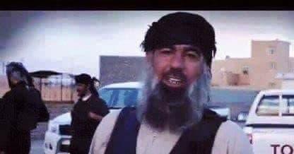 پسر عموی البغدادی در دوران فرماندهی و فرمانروایی در داعش