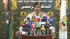 لیبی فوج کی صفوں میں غیرملکی فوج کا ایک اہلکار بھی نہیں:المسماری
