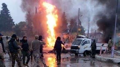 سوريا.. قتلى بانفجارين ضربا رأس العين