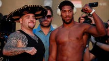 Clash on the Dunes: Joshua lightens the load as Ruiz Jr piles on the pounds