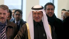 Saudi Arabia's energy minister exhorts peers to abide by oil supply deal