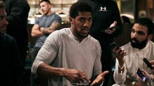 Clash On The Dunes: Anthony Joshua reveals preparation for clash