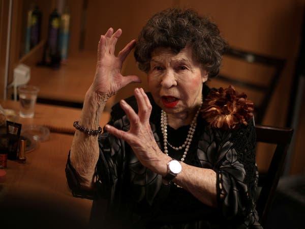 """وفاة """"أكبر الممثلات سناً"""" في العالم عن 97 عاماً"""