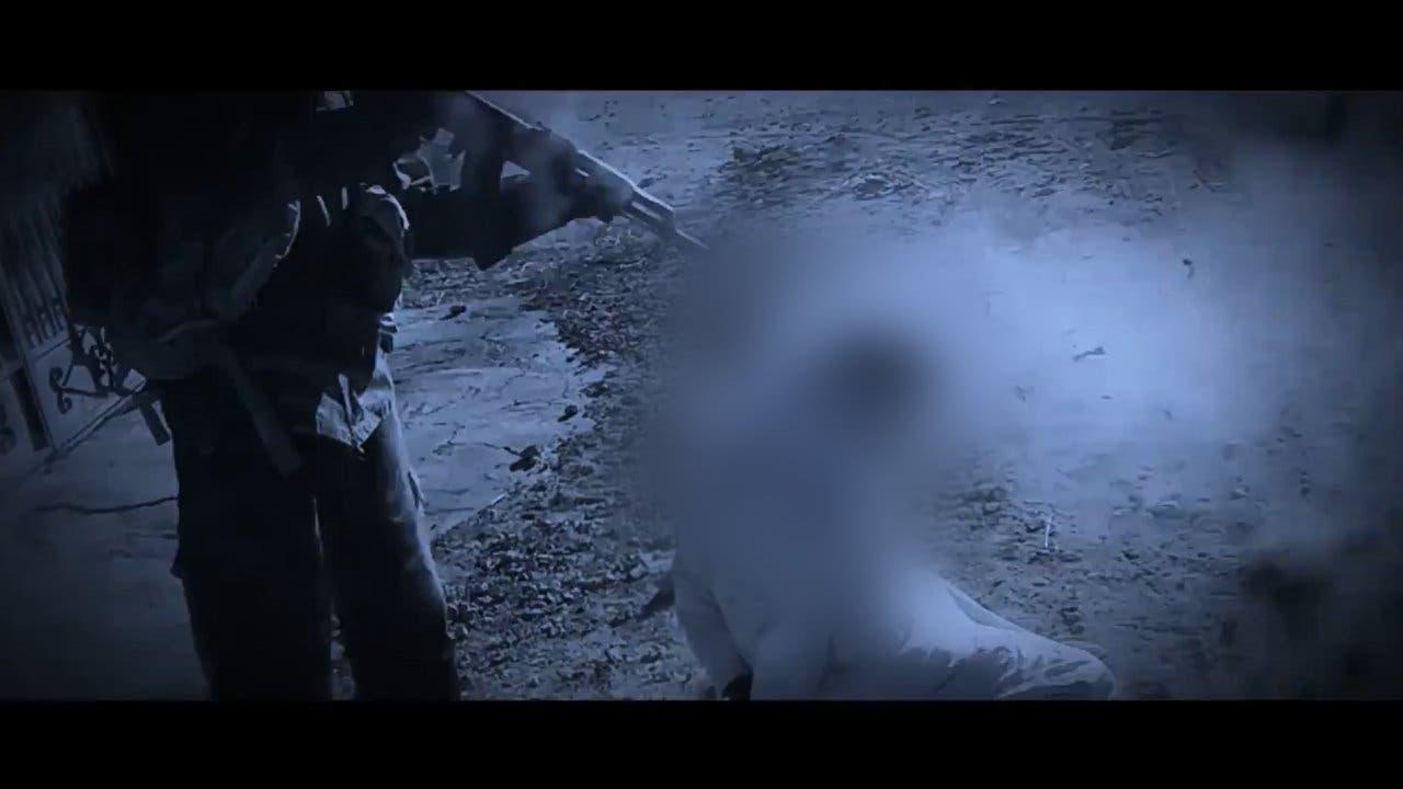 من فيديو داعش