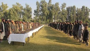 وزارت داخله افغانستان: 1450 عضو گروه داعش تسلیم شدند