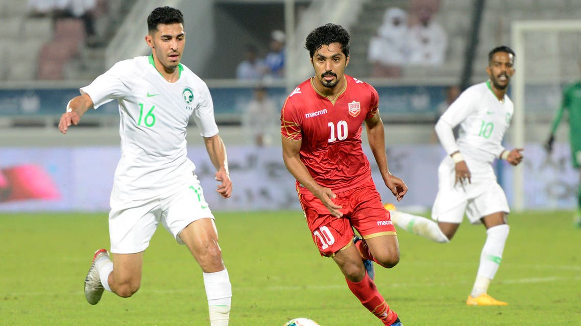 السعودية البحرين سلطان الغنام