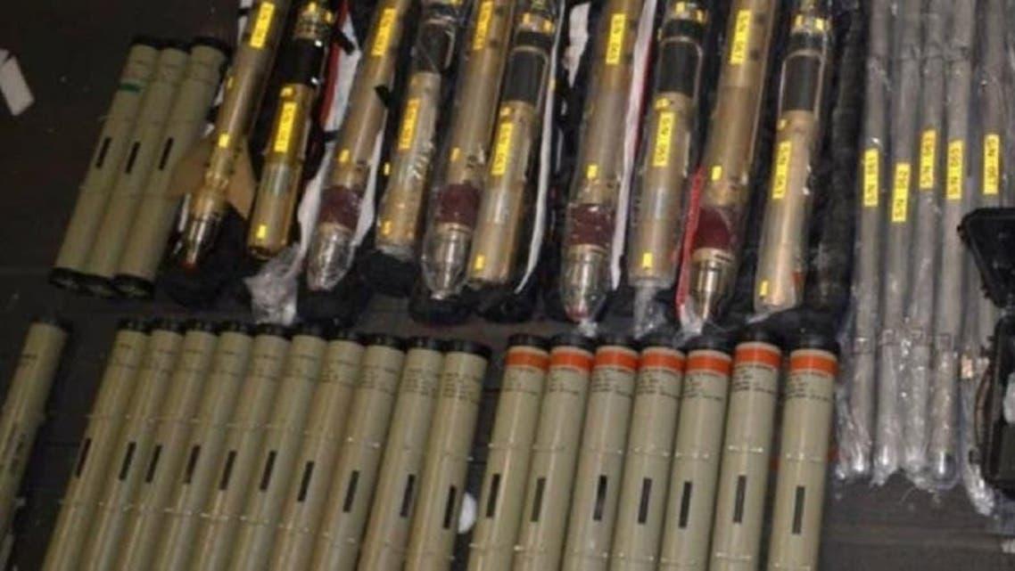 الأسلحة الإيرانية إلى اليمن
