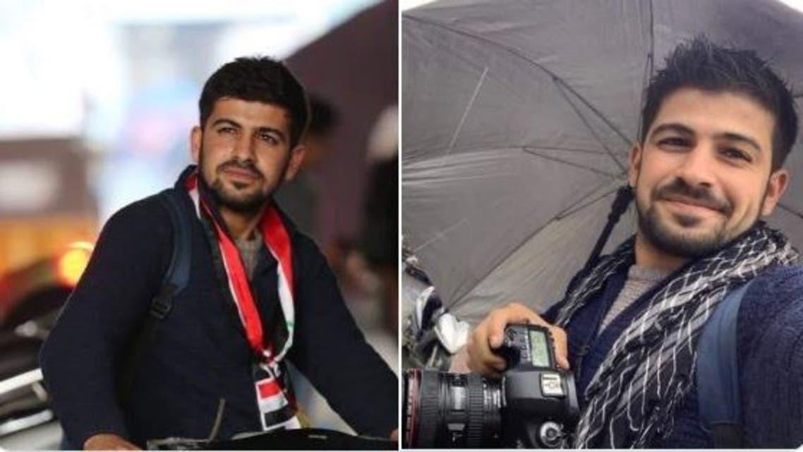 المصور الحربي أحمد المهنا