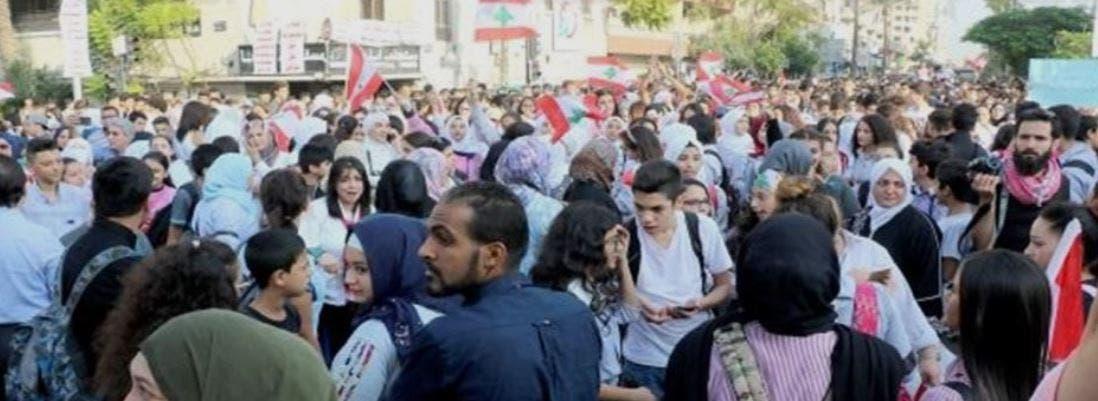 تجمعات في صور تتوجه إلى طرابلس