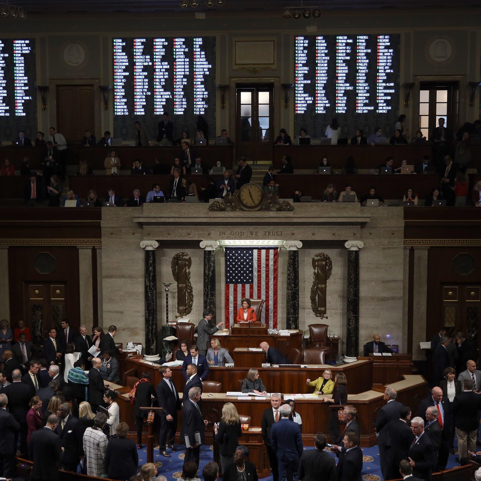 قرار من مجلس النواب الأميركي يخالف سياسة ترمب بشأن فلسطين