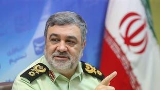 پلیس ایران: آمریکا و اسراییل برای ایجاد ناامنی برنامه ریزی کرده بودند