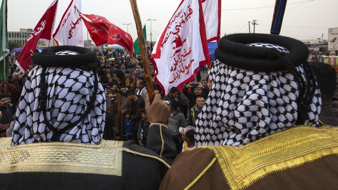 احتجاجات العراق - العشائر