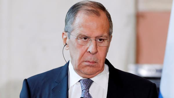 Russia's Lavrov says US gave Russia several minutes of warning prior to Syria strike