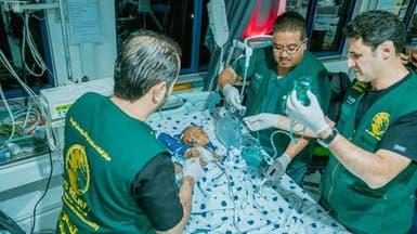 فريق طبي سعودي يجري 13 عملية جراحية لأطفال تنزانيا