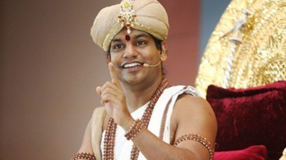 Swami Nithyananda (Twitter)