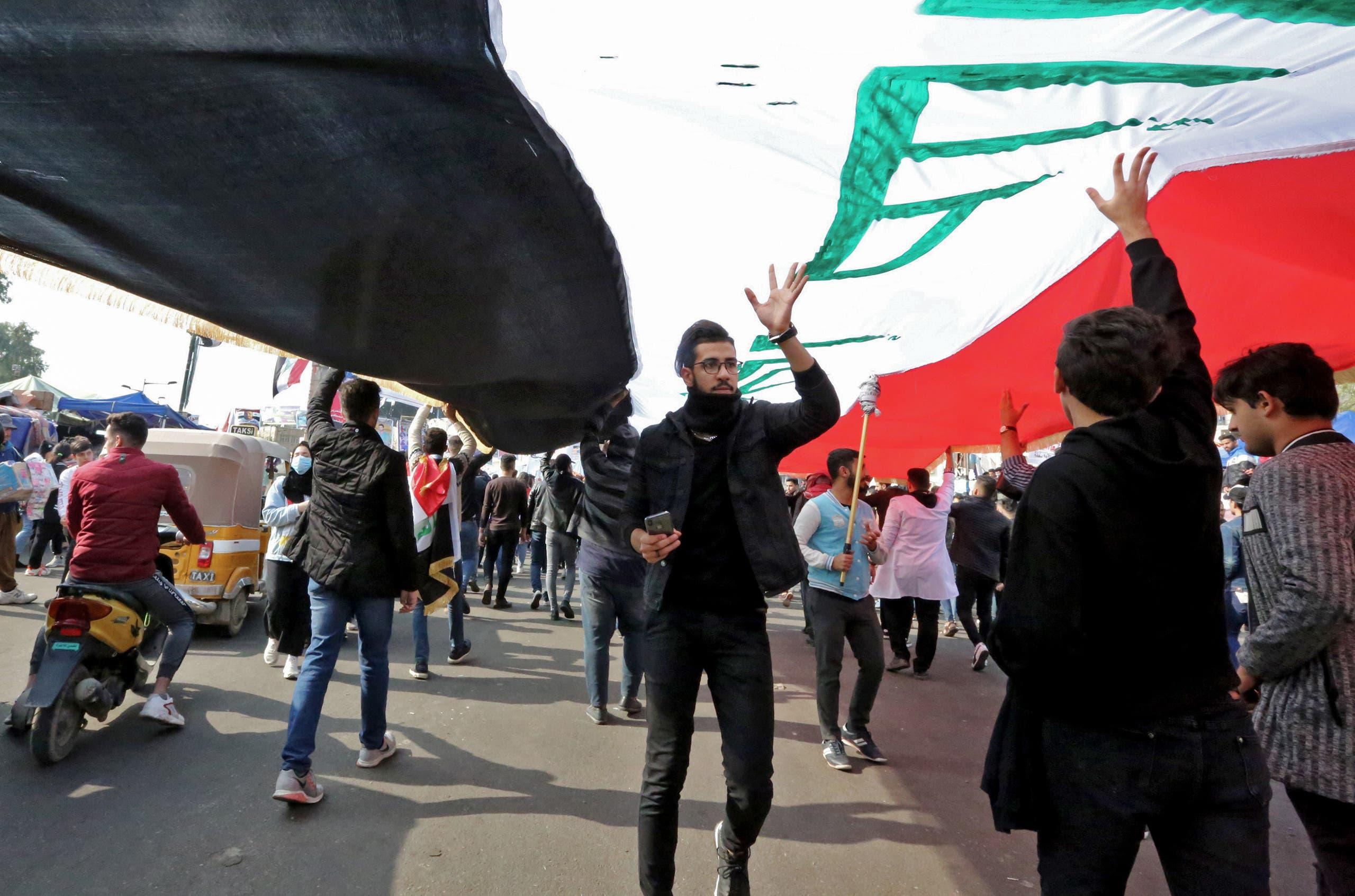 من بغداد (8 ديسمبر- فرانس برس)