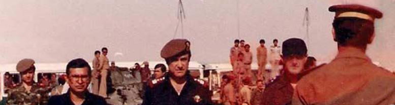 رفعت الأسد قائدا لسرايا الدفاع عام  1983