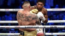 Joshua v Ruiz fight in Riyadh was record-breaking, massive success: Hearn