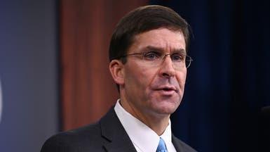 إسبر: سنزيد عملياتنا العسكرية مع الناتو في العراق