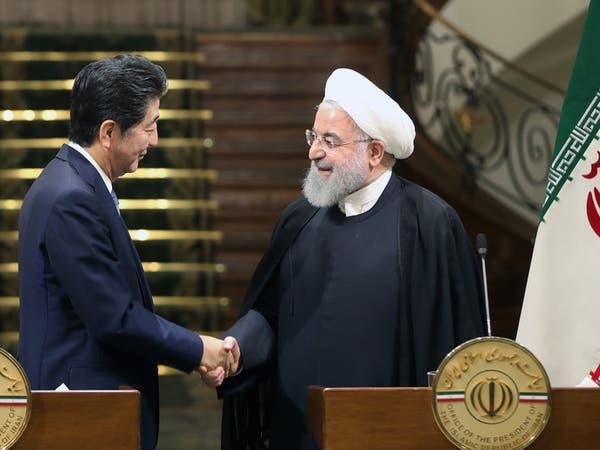 إيران في طريق مسدود.. وروحاني يستنجد باليابان
