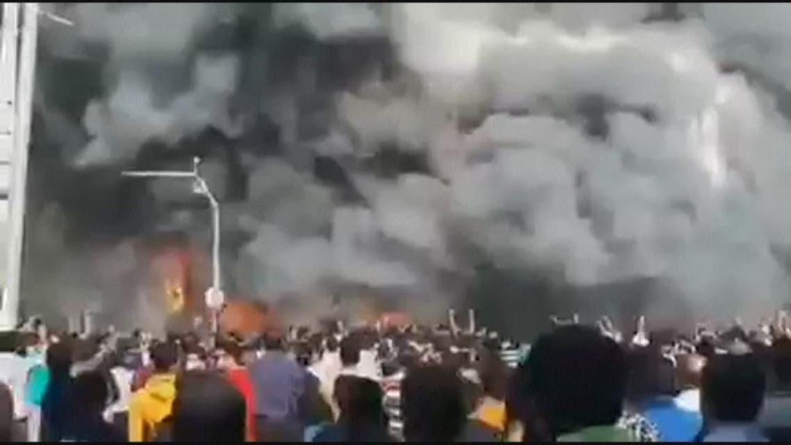 معشور ذات الأغلبية العربية .. الدبابات تتجول والملاحقة تمتد للمستنقعات