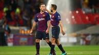 """إذاعة كتالونية: نجم برشلونة مصاب بـ""""مرض جنسي"""""""