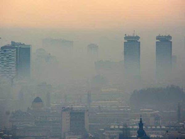 عاصمة أوروبية تعاني من تلوث هواء خطير