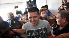 ريكيلمي يهزم مارادونا في انتخابات بوكا جونيورز