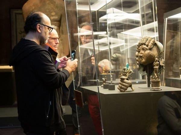 """هذا ما قالته مديرة المتحف الروماني عن """"روائع السعودية"""""""