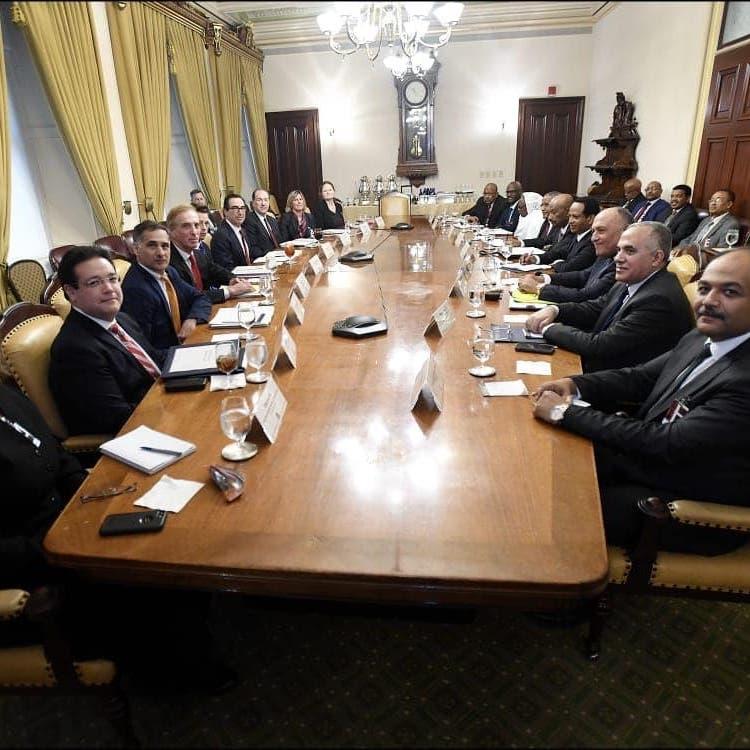 مصر تكشف تفاصيل الخلاف حول سد النهضة..