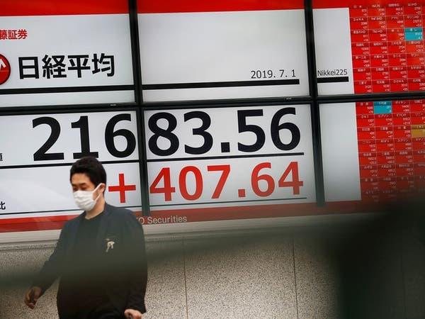 بورصة طوكيو تبدأ 2020 بهبوط حاد مع تصاعد التوترات السياسية