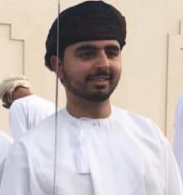 الضحية محمد بن عبد الله العريمي