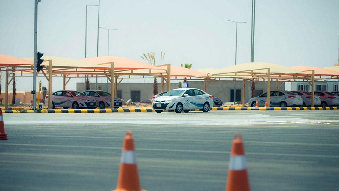 KSA: Driving