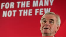 Labour's big state plans spook British business