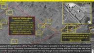تصاویر ماهوارهای از تونلهای در دست احداث ایران برای ذخیره موشکها در سوریه