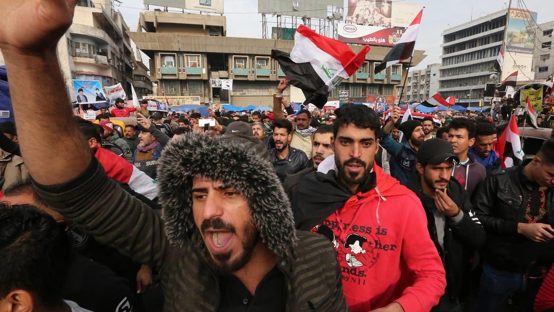 من بغداد (10 ديسمبر- فرانس برس)