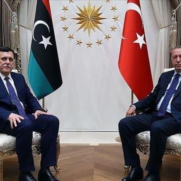 "واشنطن: اتفاق أردوغان مع حكومة السراج ""استفزازي"""