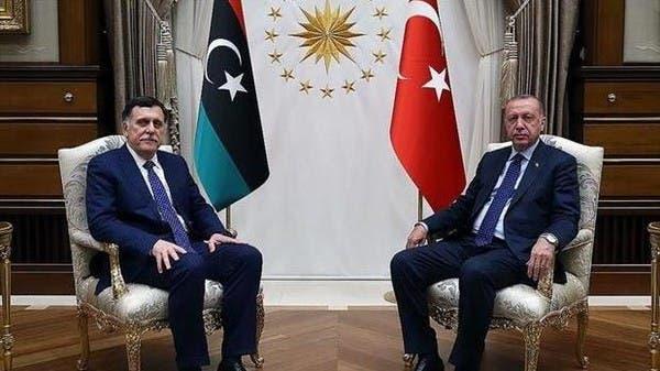 الحكومة الليبية المؤقتة ترفع قضايا دولية ضد تركيا وقطر