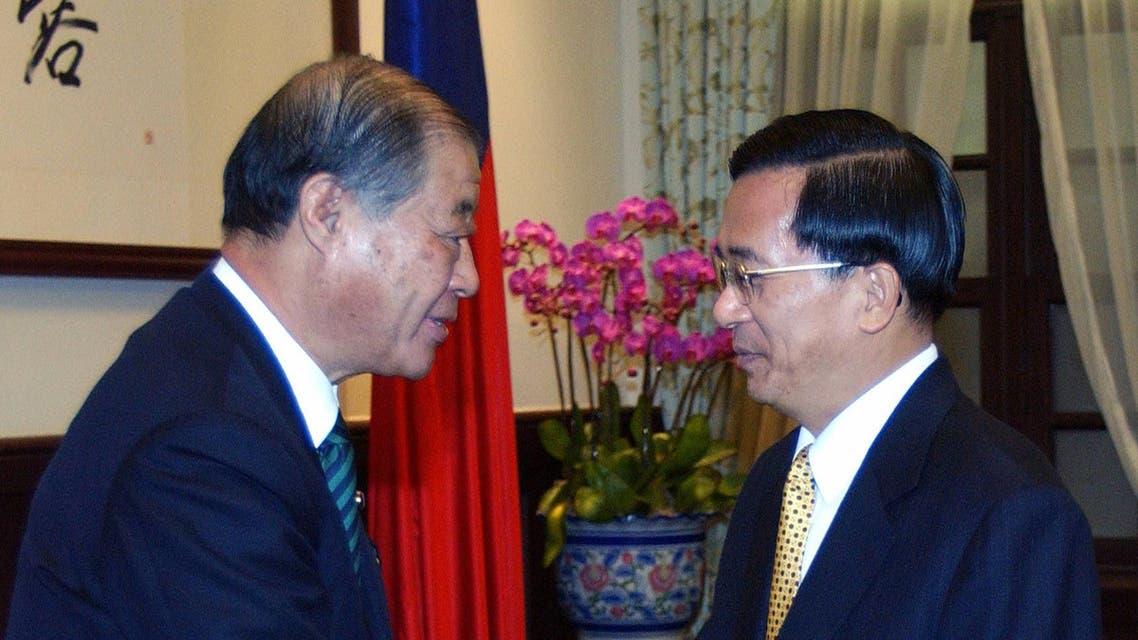 Tamazawa (r) (AFP)