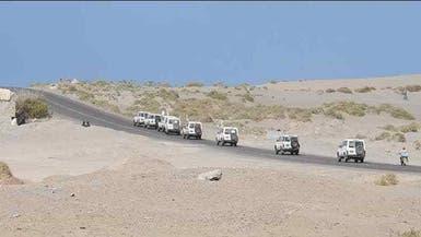 رغم العوائق الحوثية..  تسهيل دخول قافلة إغاثة للدريهمي