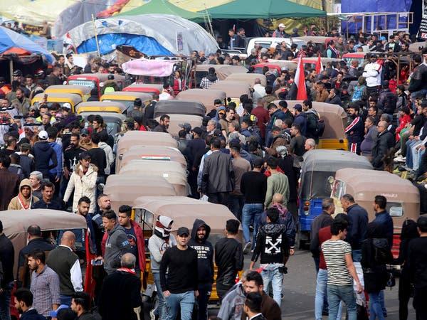 حقوق الإنسان العراقية: 25 حالة خطف منذ بدء الاحتجاجات