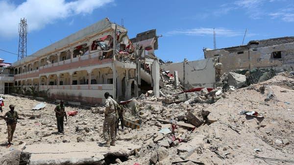 شاهد.. اشتباكات بمحيط قصر الرئاسة في الصومال