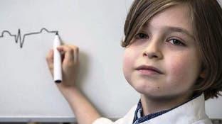 الصبي النابغة لوران سيمونز ذو الـ 9 سنوات يترك الجامعة