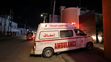 5 قتلى حصيلة هجوم إرهابي على فندق في مقديشو